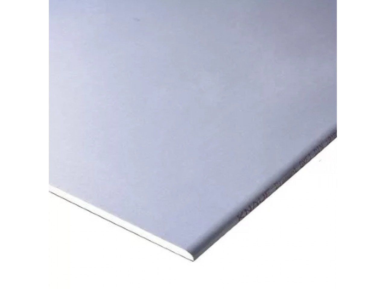 Гипсокартон стеновой KNAUF ТИТАН влаго-огнестойкий 12,5x1200x2500 мм