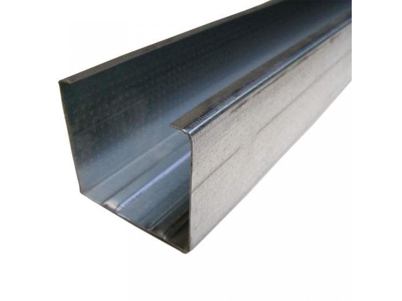 Профиль cтоечный CW-50 4м (0,45)