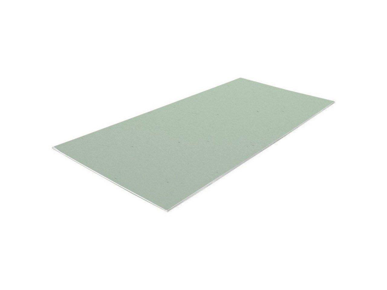 Гипсокартон стеновой влагостойкий KNAUF 12,5x1200x2500 мм
