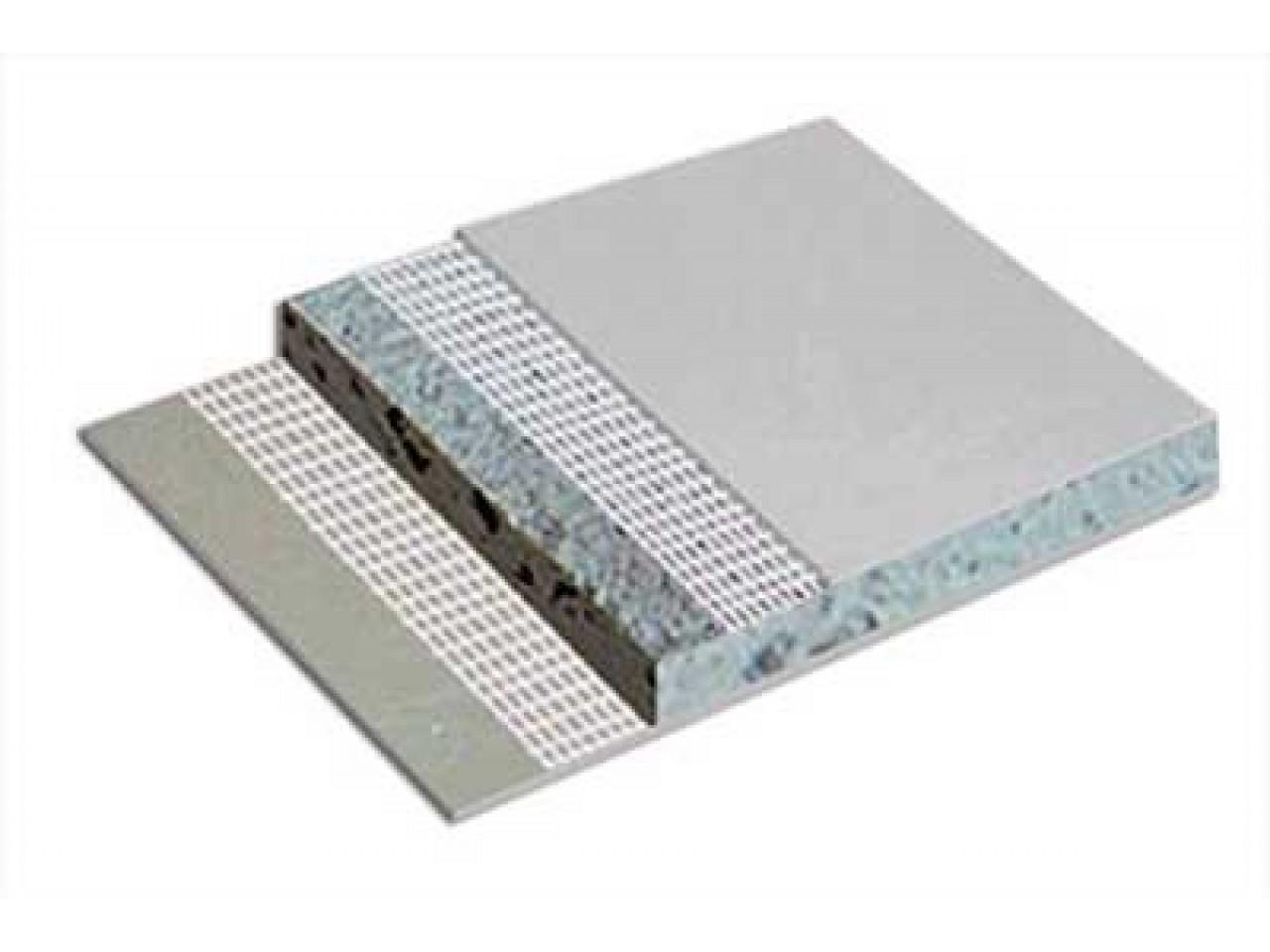 Магнезитовая плита 1200x2400x10 мм