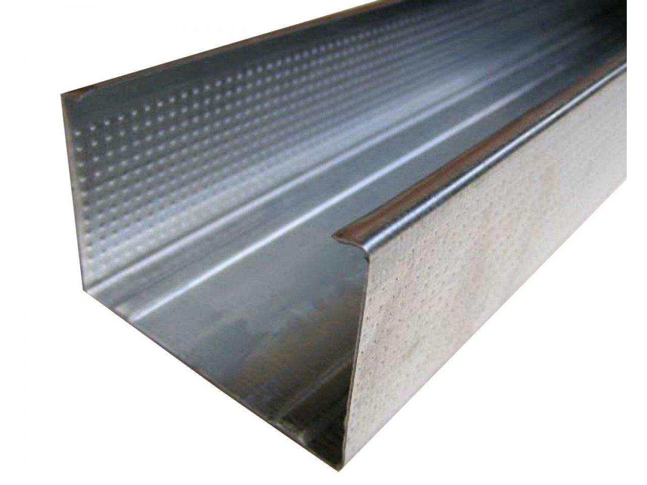 Профиль cтоечный CW-75 4м (0,45)