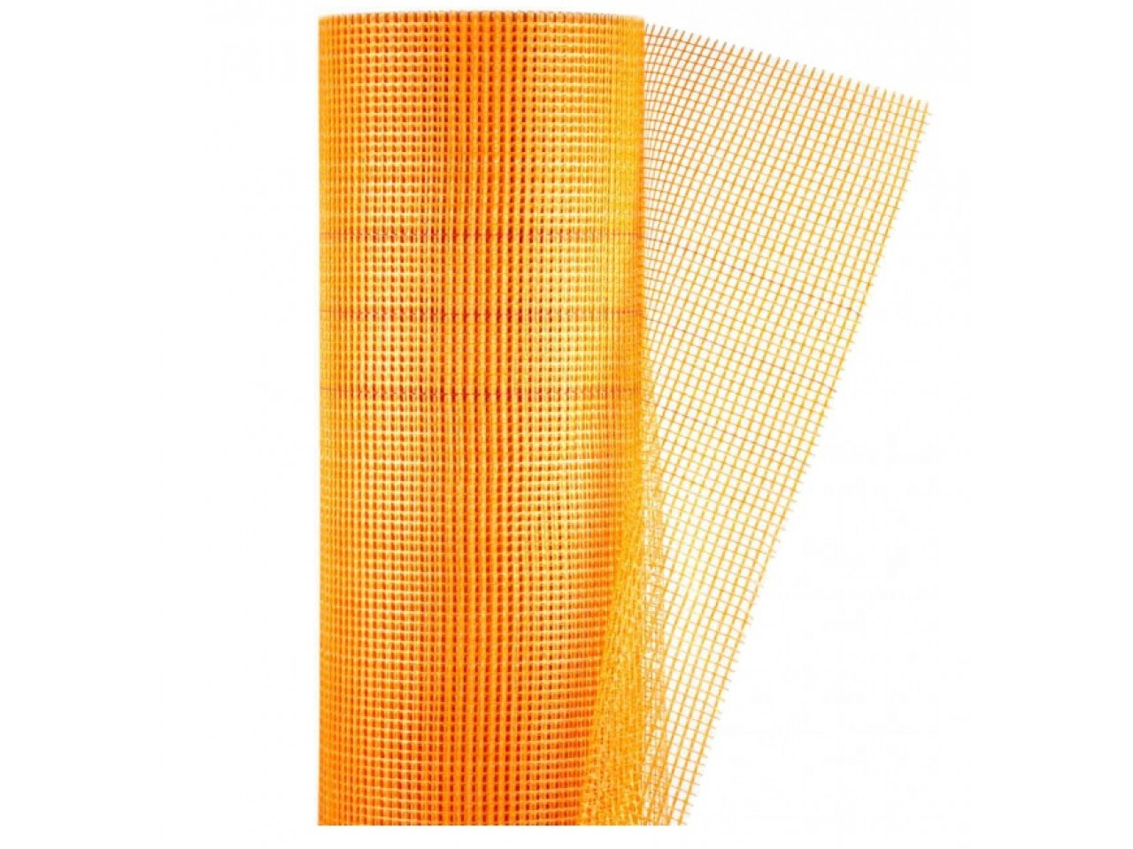 Сетка штукатурная фасадная .6*5мм (50м.кв 145гр/м2) Fiber mesh