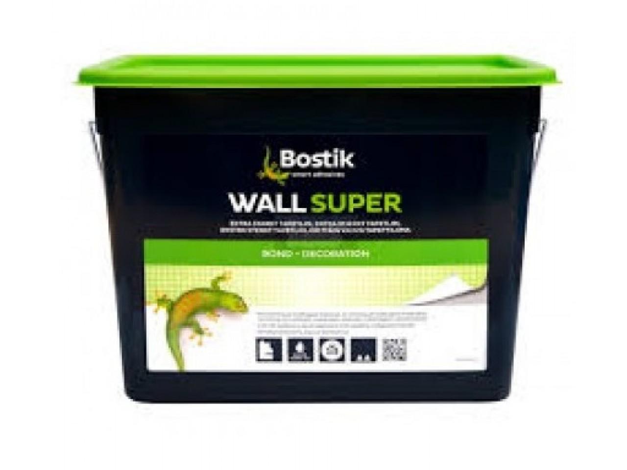 Клей для обоев Wall Super 76 Bostik (Бостик) 15л