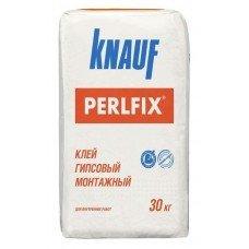 Клей для гипсокартона Кнауф Перлфикс (Knauf Perlfix) 30 кг