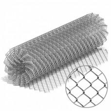 Сетка рабица 50*50мм 1,6 оцинкованная (1,5*10м)