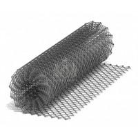 Сетка рабица 50*50мм 1,6 черная (1,5*10м)