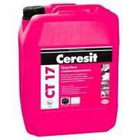 Грунтовка Церезит СТ 17 (Ceresit CT 17) 5 л (глубокого проникновения)