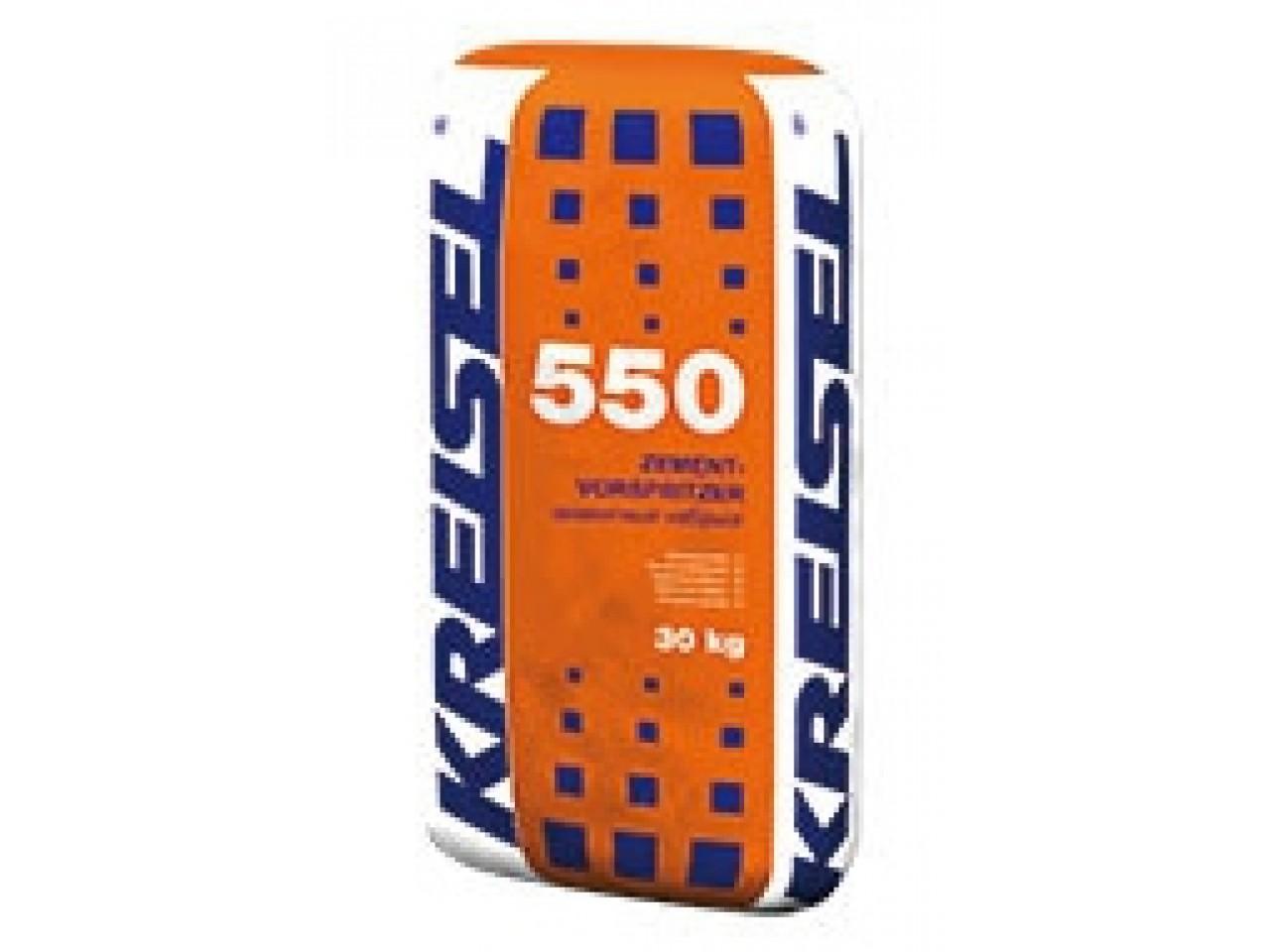 Цементный набрызг Kreisel 550  (Крайзель 550) 25 кг