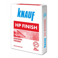 Гипсовая шпаклевка Кнауф финиш (Knauf HP Finish) 25 кг