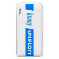 Шпаклевка гипсовая для швов KNAUF Uniflot  25 кг
