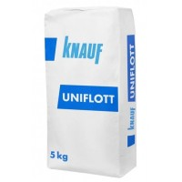 Шпаклевка гипсовая для швов KNAUF Uniflot  5 кг