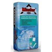 Гидроизоляционная смесь MASTER Barrier (Мастер Барьер) 25 кг