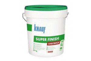 Шпаклевка финишная акриловая KNAUF Sheetrock Super Finish 28 кг
