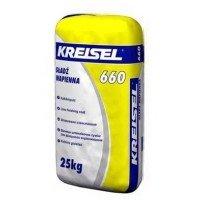 Шпаклевка пластичная Крайзель 660 (Kreisel 660) 25 кг
