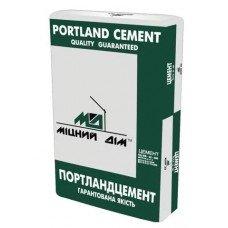 Цемент М-400 Мiцний Дiм 25 кг